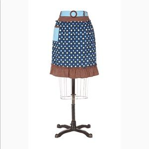 NWOT Anthro Lucy Half Apron